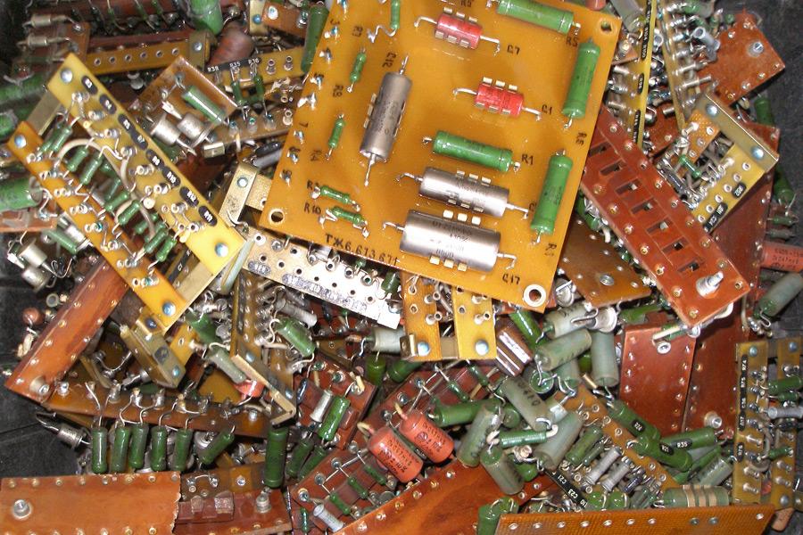 Переработка оборудования